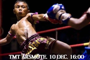 TMT ÅRSMÖTE. 10 Dec 16:00