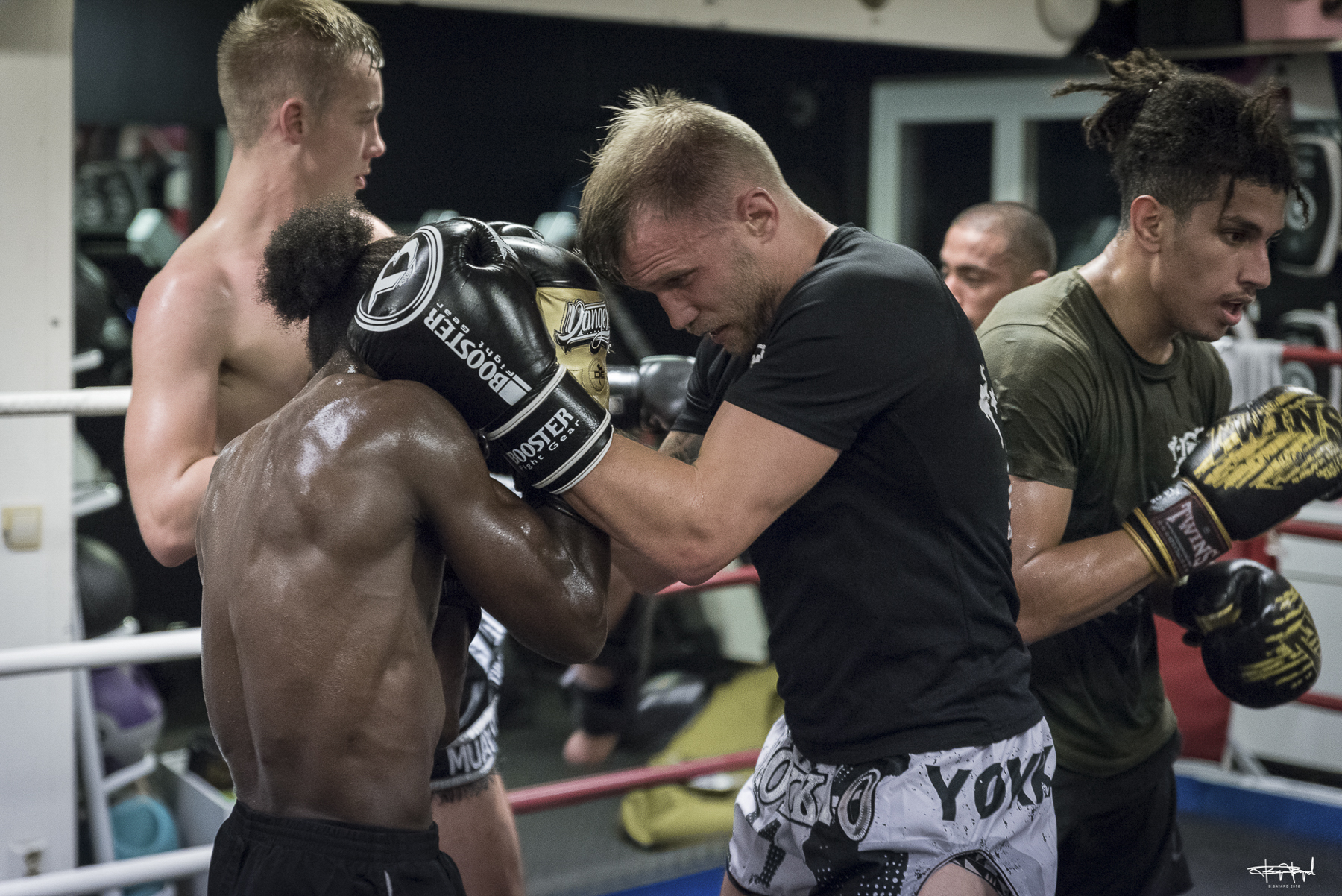 TMT Fightday II  INSTÄLLD TRÄNING LÖRDAG 28 SEPT
