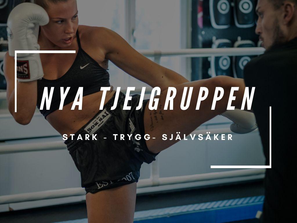 STARK-TRYGG-SJÄLVSÄKER